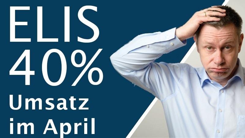 Elis -40% Umsatz im April 2020